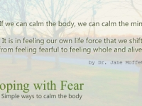3 Simple Ways to Calm the Body